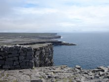 Aran Islands Cliffs.