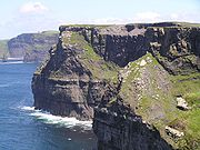 Tour of cliffs Of Moher.