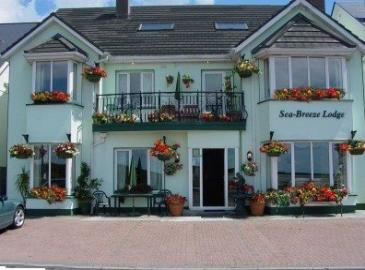 Salthill city B&B, Ireland