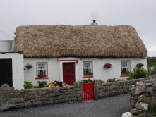 Tatched Cottage, Aran Islands.